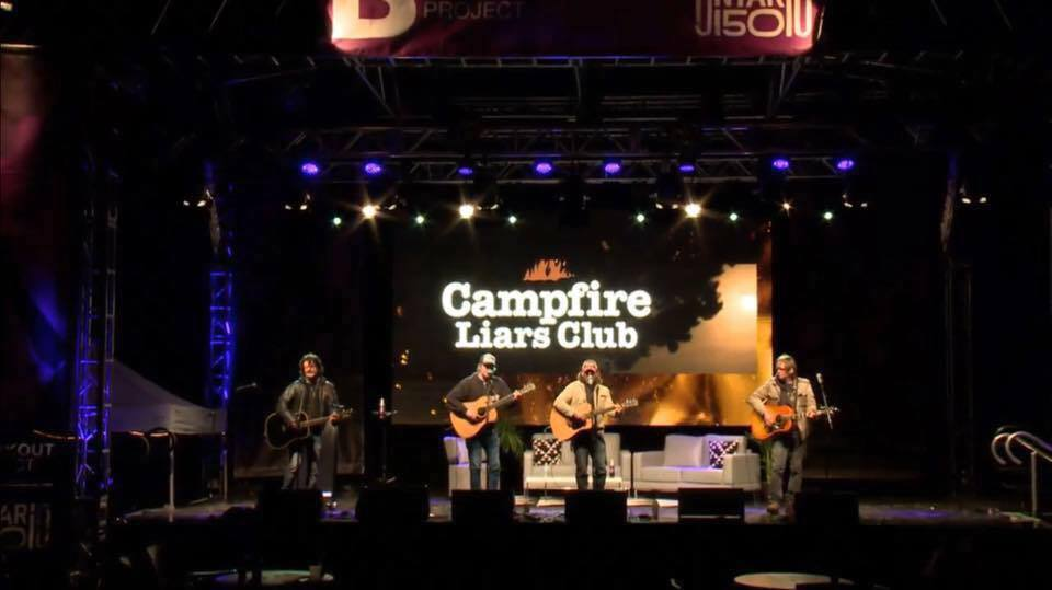 Campfire Liars Club at Doghouse Studios
