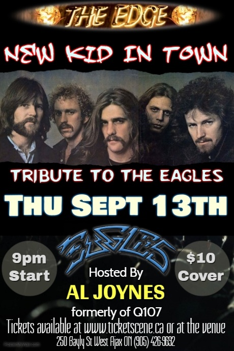Eagles tribute featuring