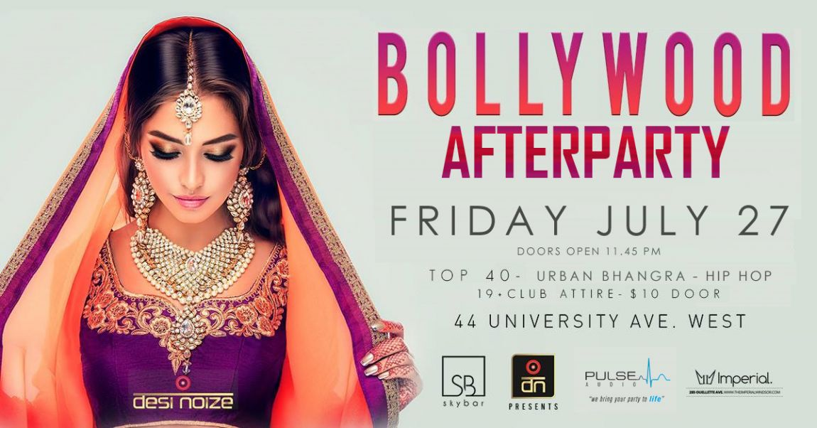 Bollywood Afterparty