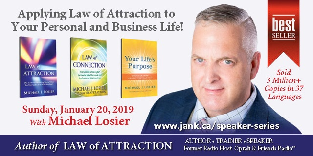 Applying Law of Attraction to Your Personal & Business Life