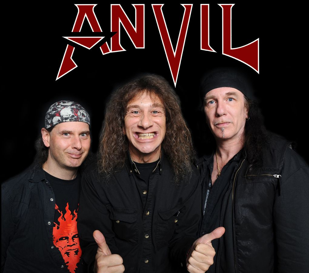 ANVIL - AJAX