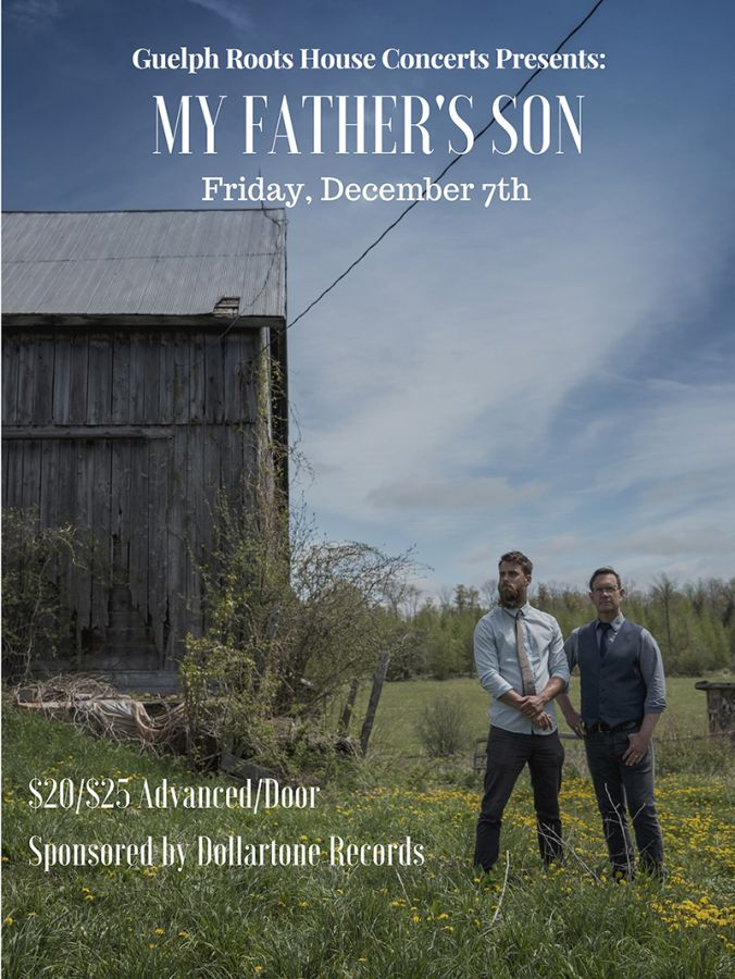 My Father's Son, a Guelph Roots presents
