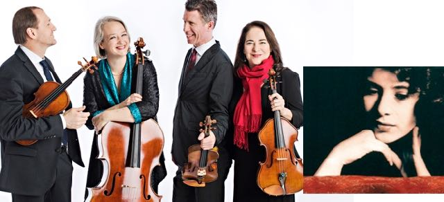 World-Famous Local String Quartet and Pianist