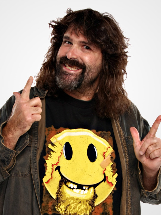 Mick Foley 20 Years Of Hell