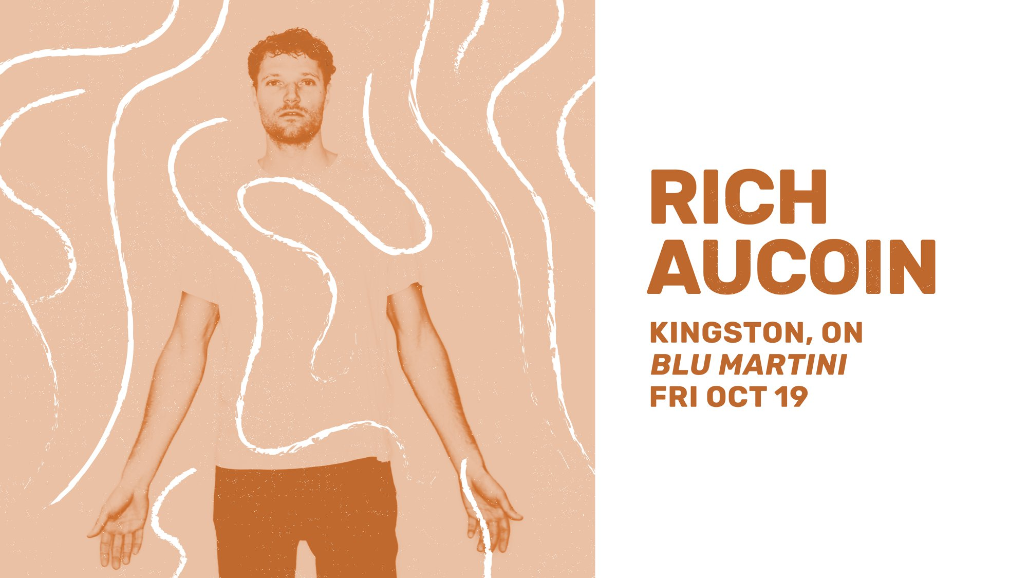 Rich Aucoin, Taylor Knox, Needless Love Endorsement, Bo Welland