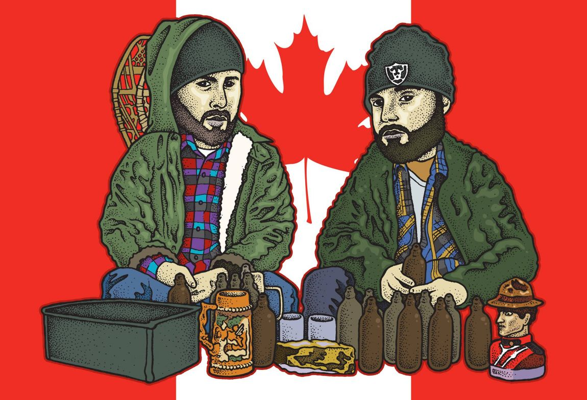 Apathy & Celph Titled (Demigodz) live in Guelph Oct 6 at DSTRCT