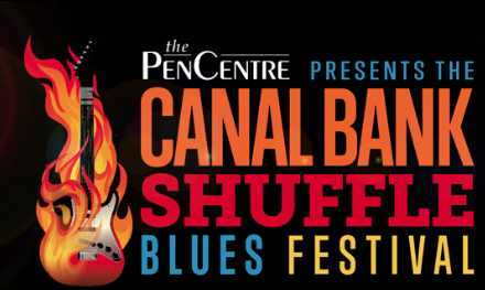 Canal Bank Shuffle Blues Festival 2018 - Weekend Pass