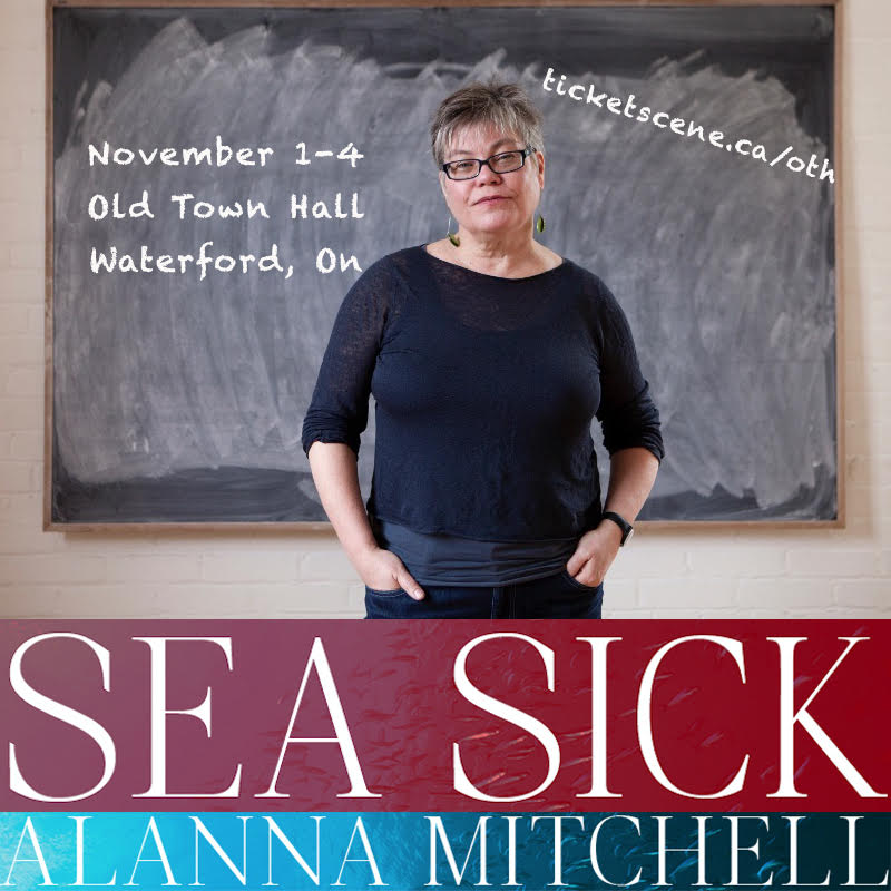 SEA SICK | Alanna Mitchell | Opening night Gala