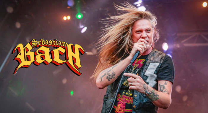 Sebastian Bach (Skid Row) Live In Peterborough November 19th
