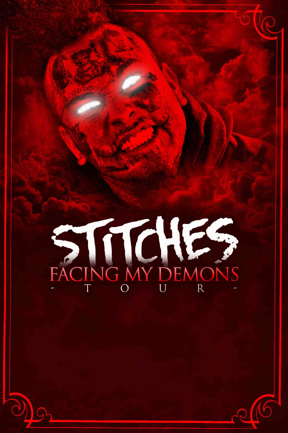 STITCHES & Special Guests Live In Ottawa 11/06