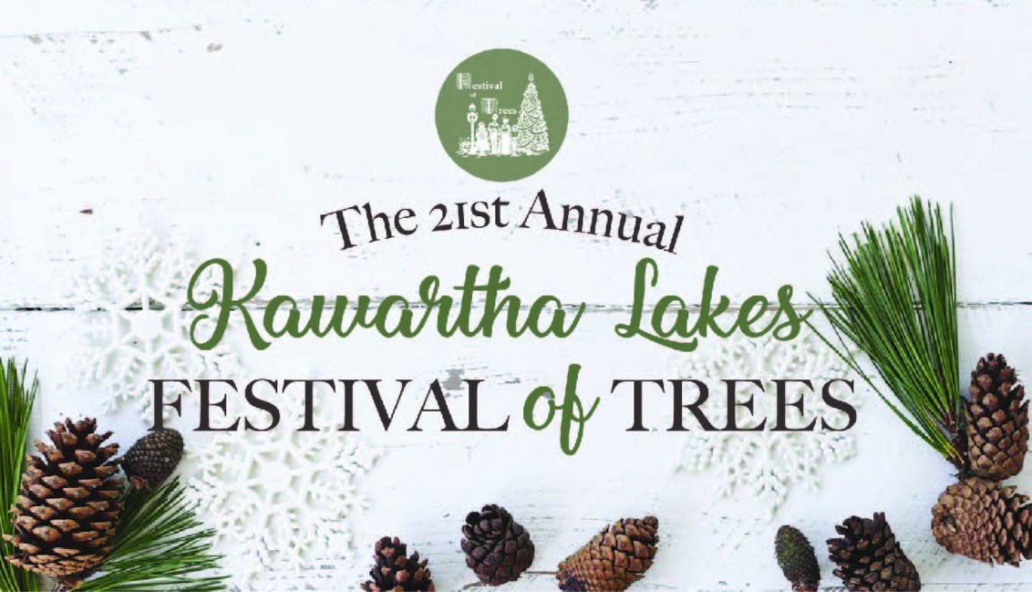 The 21st Annual Kawartha Lakes Festival of Trees