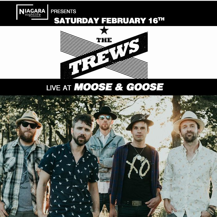 The Trews at Moose & Goose