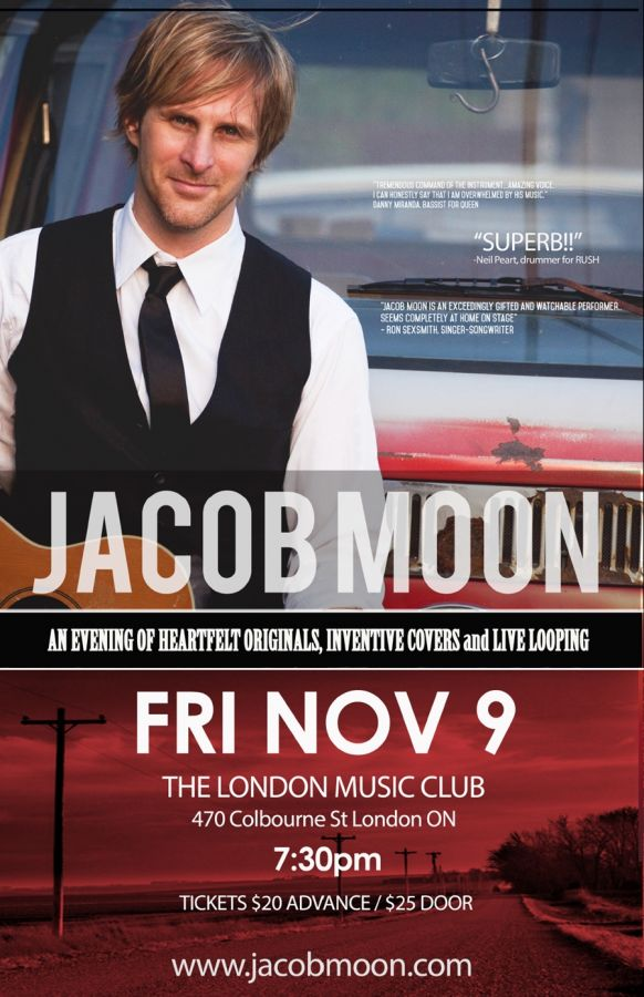 Jacob Moon @ LMC!!!