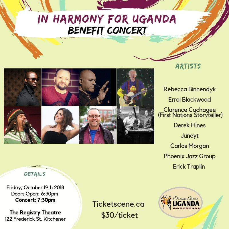 In Harmony for Uganda