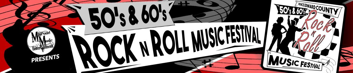 50's & 60's Rock N Roll Music Festival