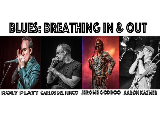 Blues:  Breathing In & Out