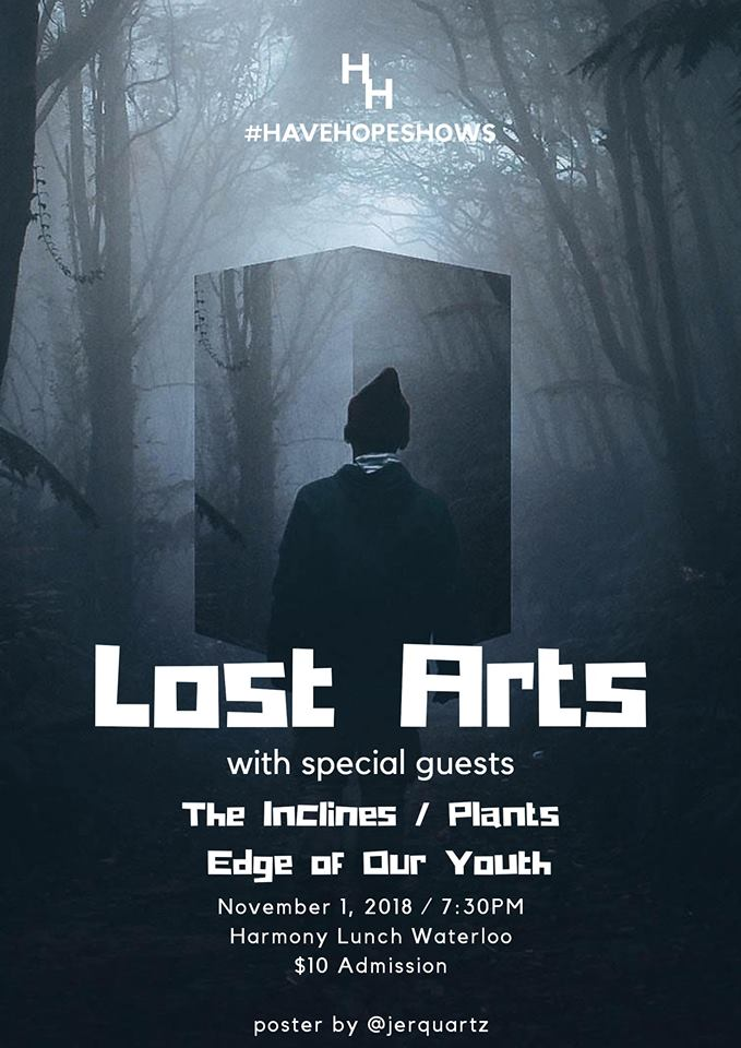 Lost Arts and Guests - Waterloo