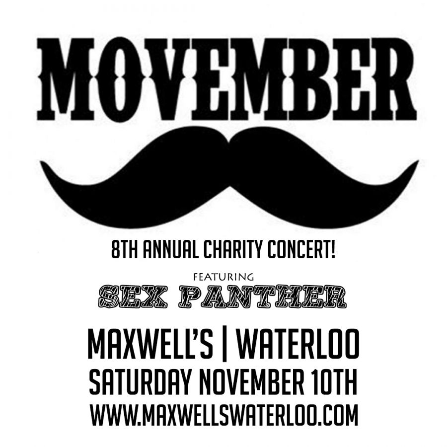 Movember Charity Concert