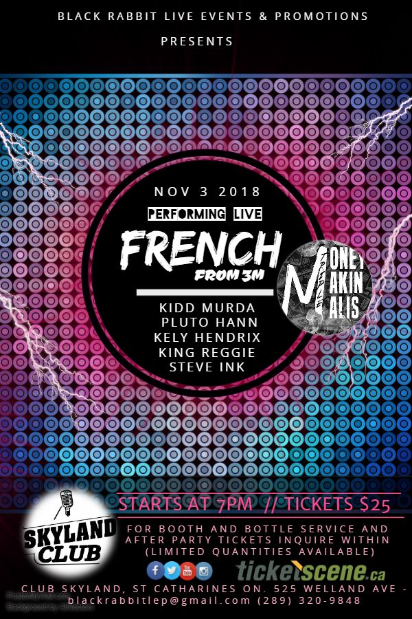 Black Rabbit Presents: French from 3M