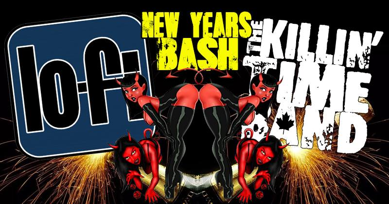 KTB,  LO-FI & Friendz New Years 2019 Debauchery Extravaganza
