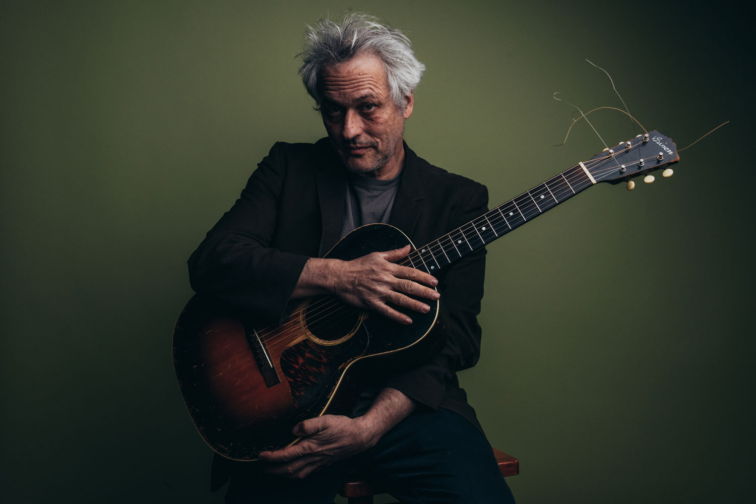 Marc Ribot with Kee Avil