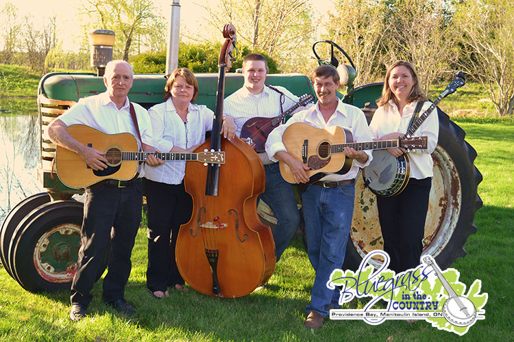 Bluegrass in the Country (Saturday Pass)