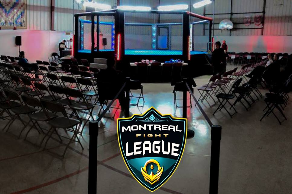 MFL 9   MONTREAL FIGHT LEAGUE