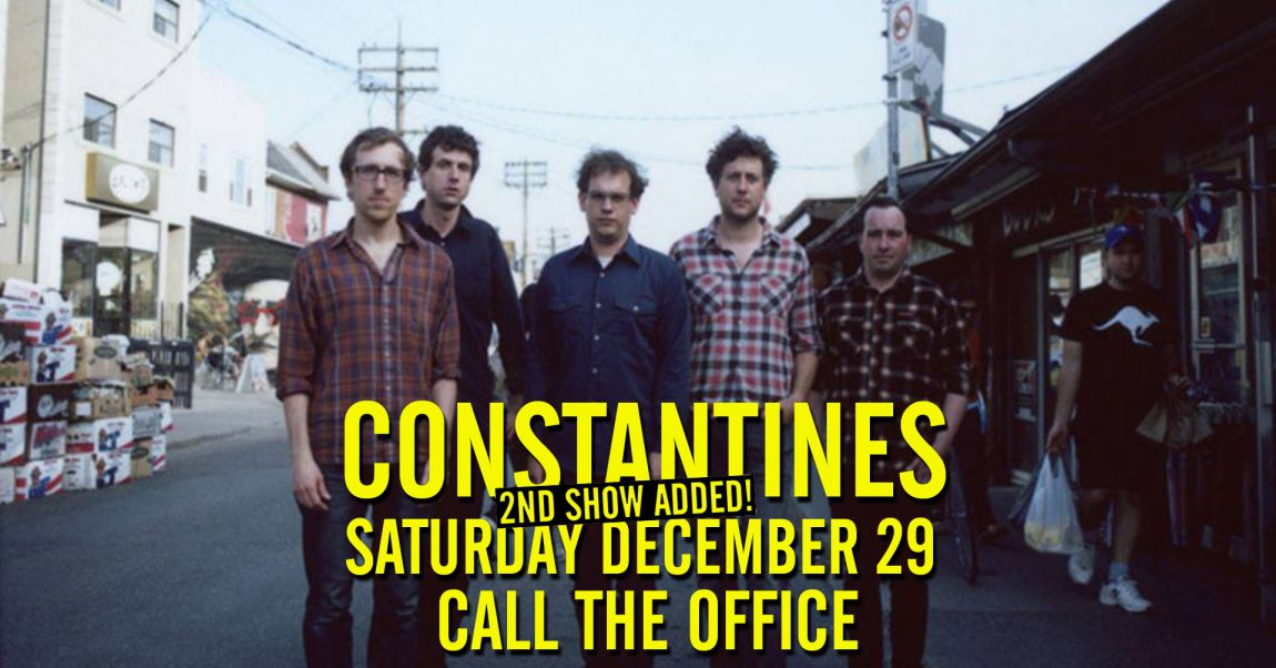 Constantines Live (Night 2)