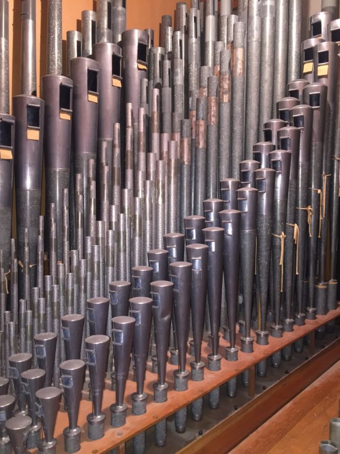Flashback February: Contemporary Organ Concert