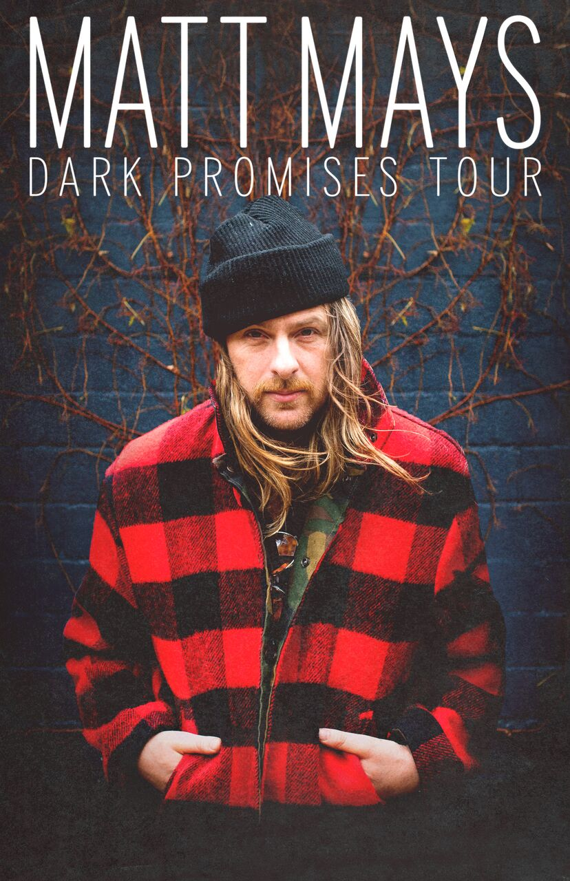 Matt Mays Dark Promises Tour Live @ Bayfield Concert Series
