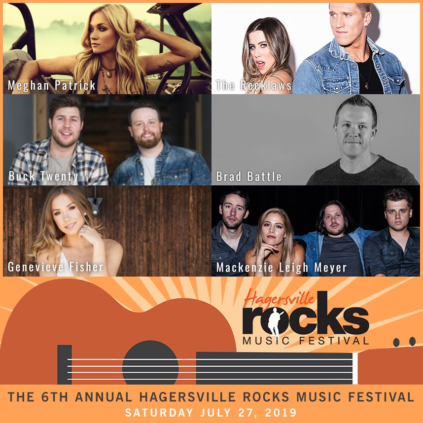Hagersville Rocks 2019 (Saturday Only)