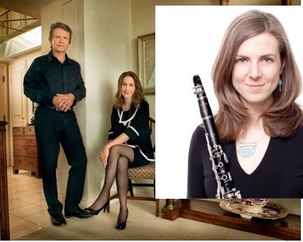 Violin/Clarinet/Piano - A Famed Duo with a Fine Clarinetist