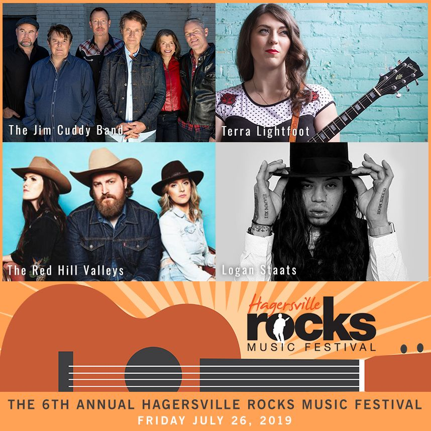 Hagersville Rocks 2019  (Friday Only)