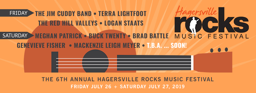 Hagersville Rocks 2019 (Weekend Pass)