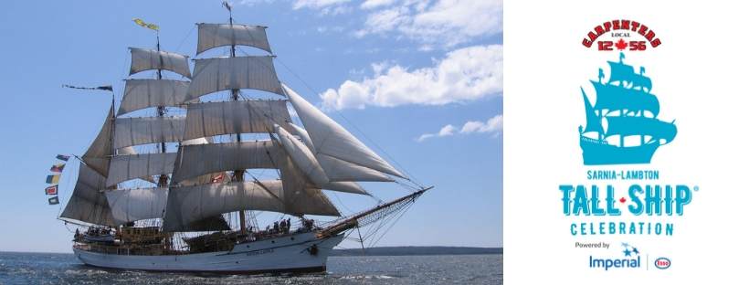 General Admission Saturday - Sarnia Tall Ships