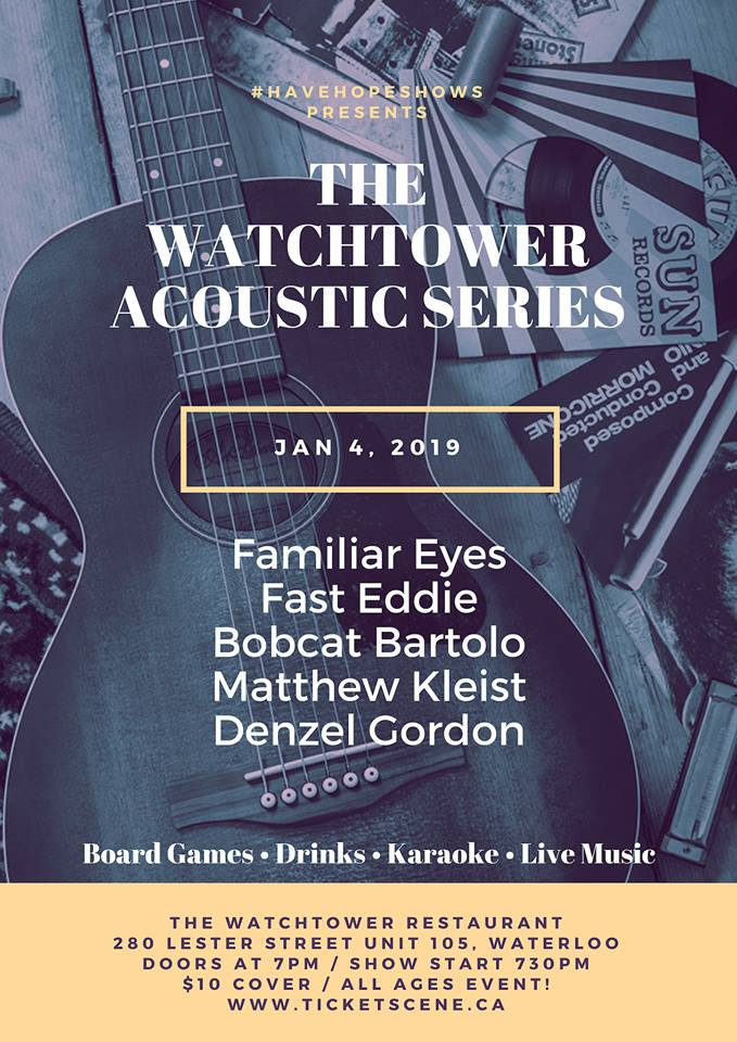 Watchtower Acoustic Night 2.1