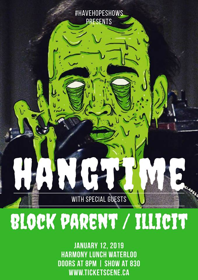 Hangtime, Block Parent and More - Waterloo
