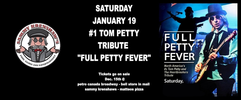 Full Petty Fever - A Tom Petty Tribute