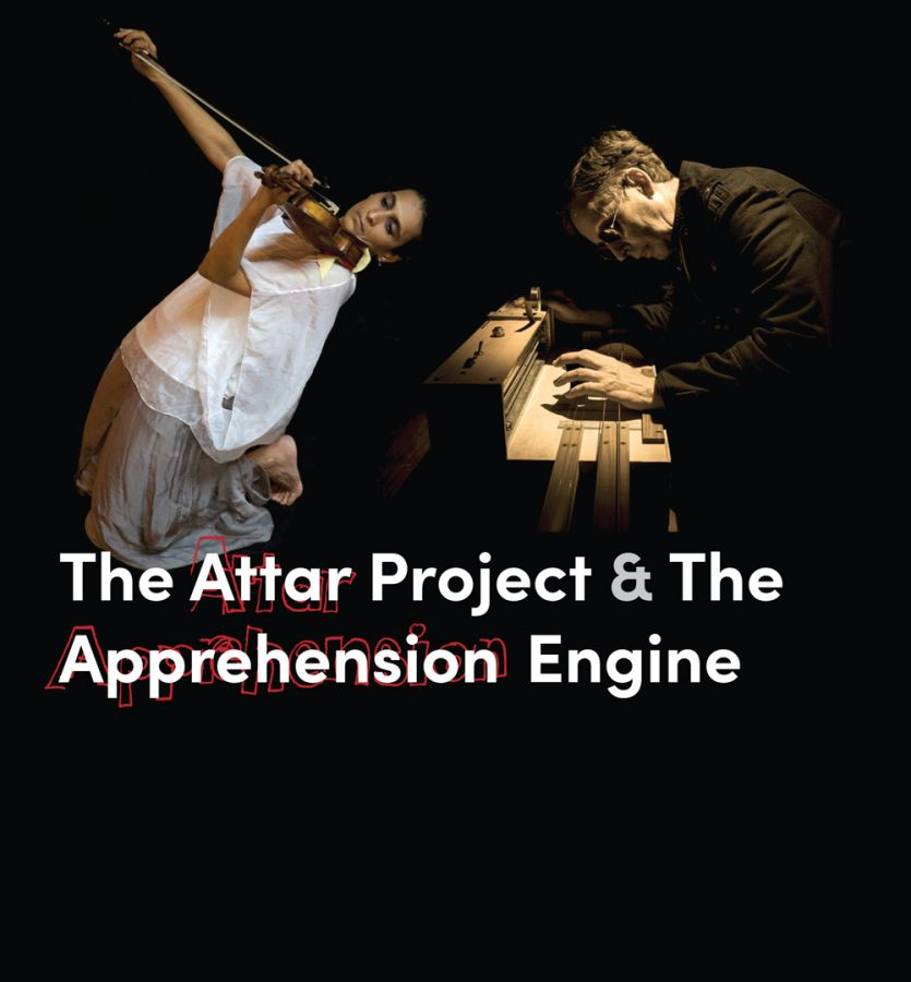 NUMUS presents: The Attar Project & The Apprehension Engine