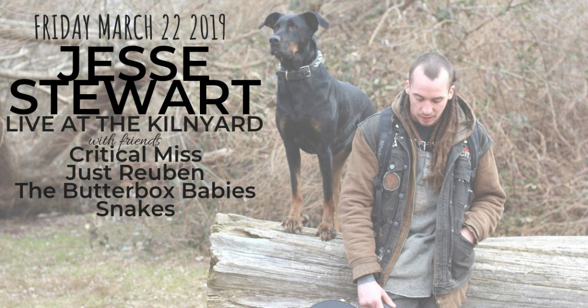 Jesse Stewart Live In Simcoe ON March 22