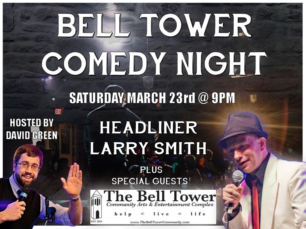 Comedy Night @ The Bell Tower
