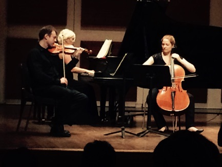 A Great Local Piano Trio