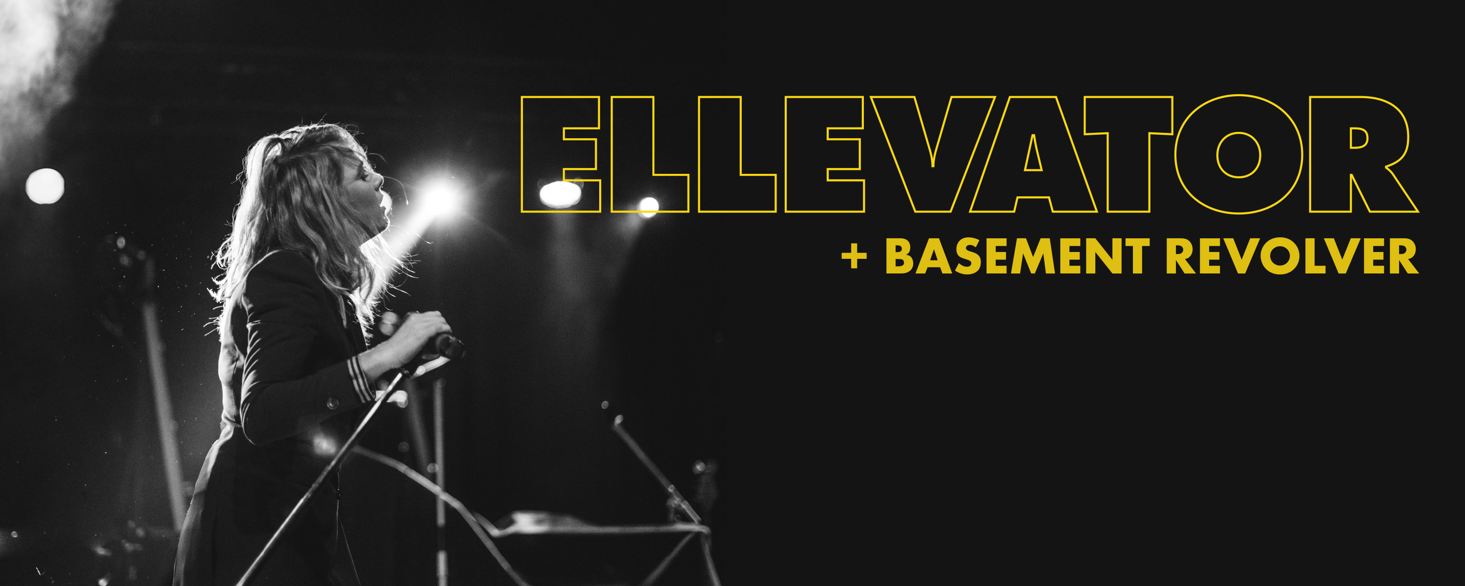 Riverfest Elora Presents: Ellevator & Basement Revolver