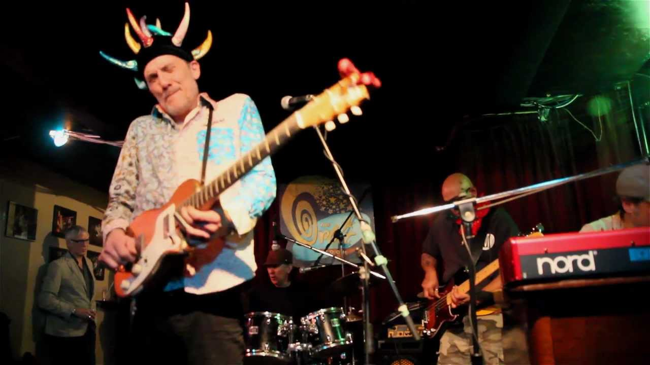 Kevin Breit and the Sisters Euclid