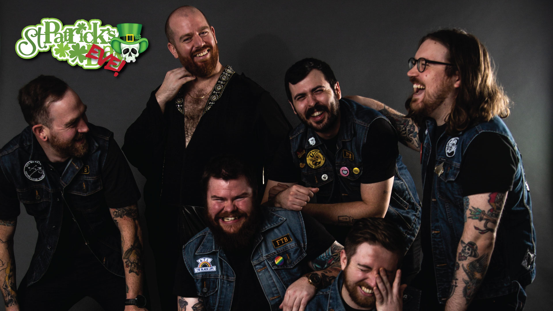 St. Patrick's Eve w/ Sam Coffey & The Iron Lungs & Long Range Hustle