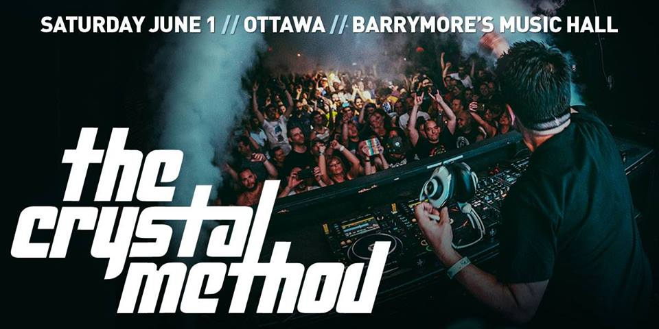 The Crystal Method Live In Ottawa