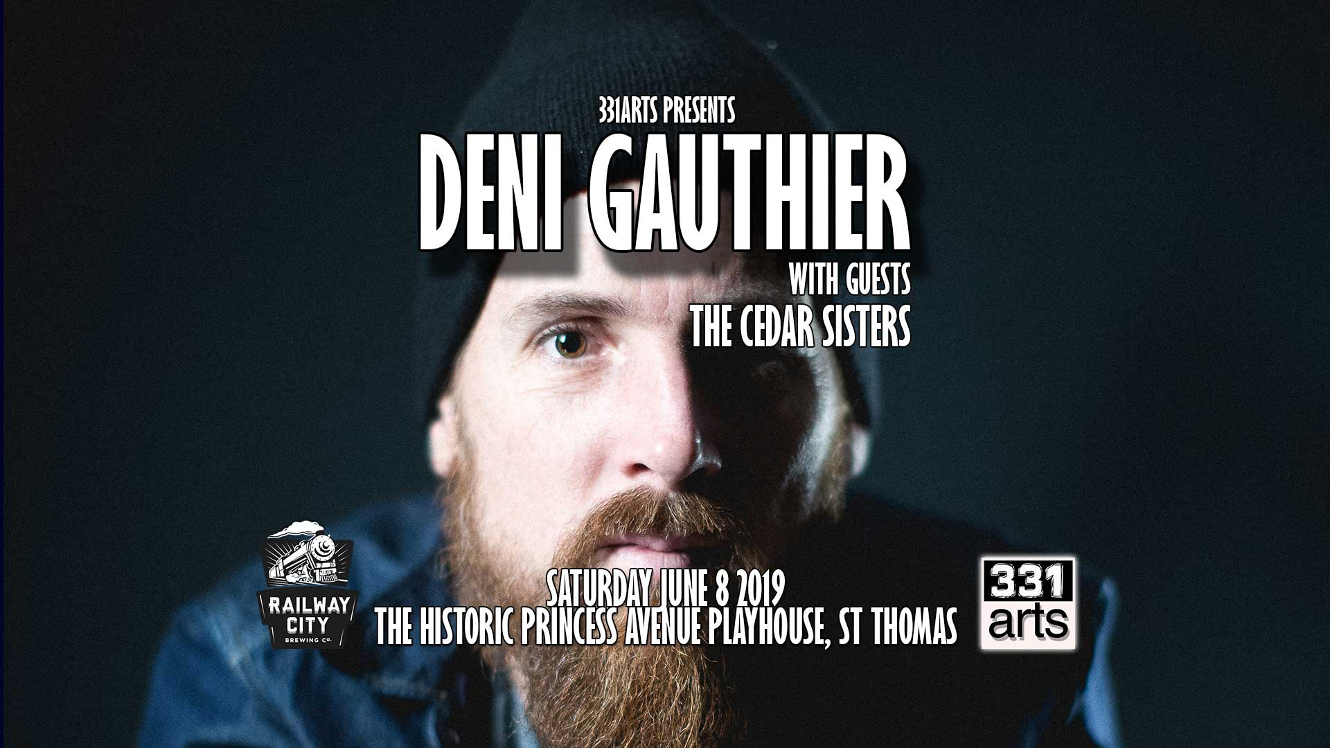 Deni Gauthier with guests The Cedar Sisters