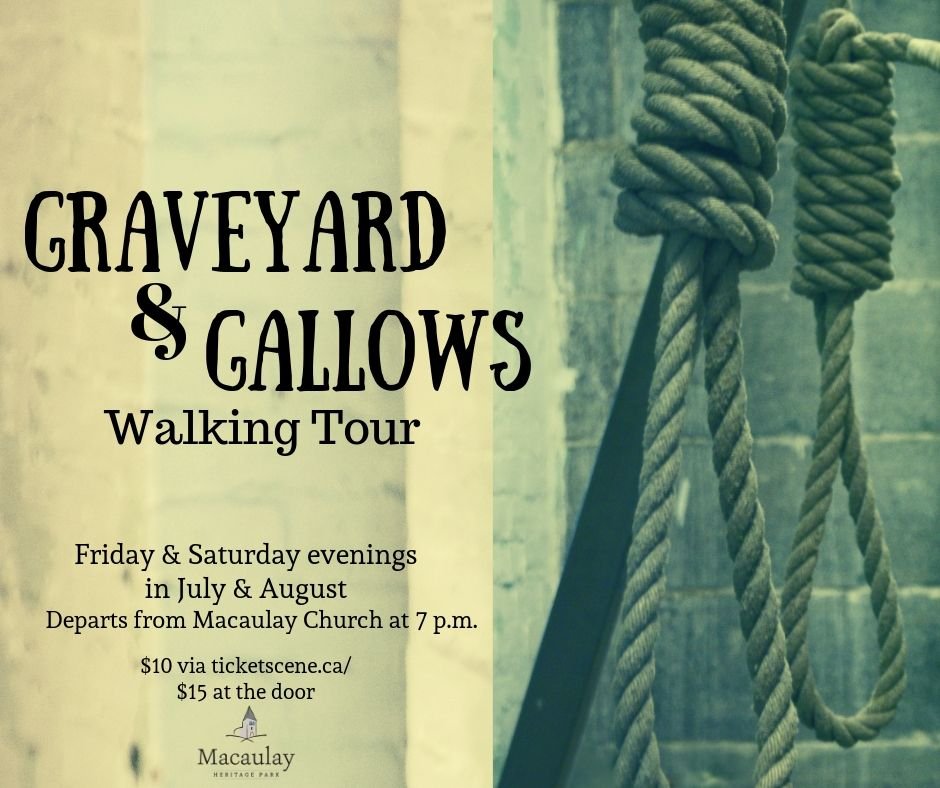 Graveyard & Gallows Walking Tour