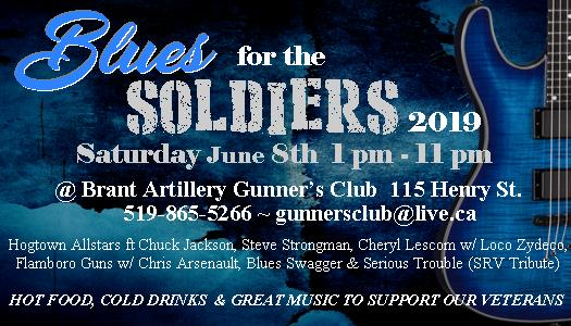 Blues for the Soldiers