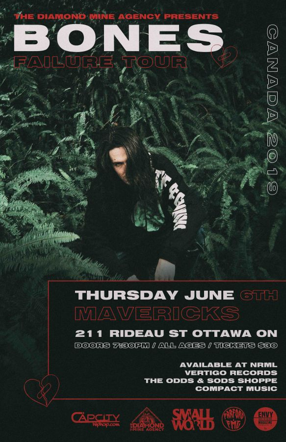 Bones + Special Guests Live In Ottawa